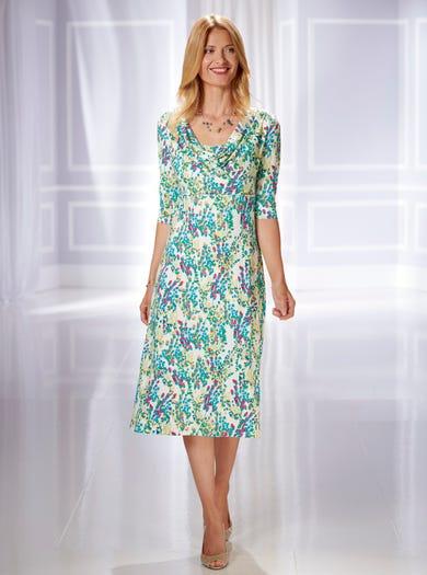 6413 - Mimosen - Kleid für jeden Anlass