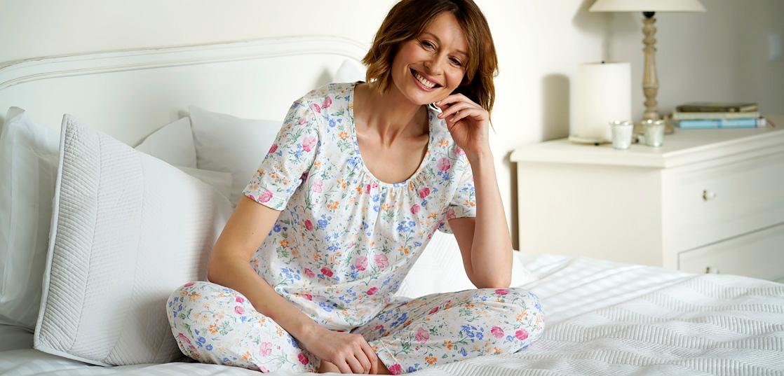 Wählen Sie den Komfort reinen Baumwolljerseys für erholsamen Schlaf